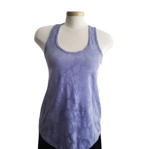 JOE FRESH Tank Top Racerback Blue Size S